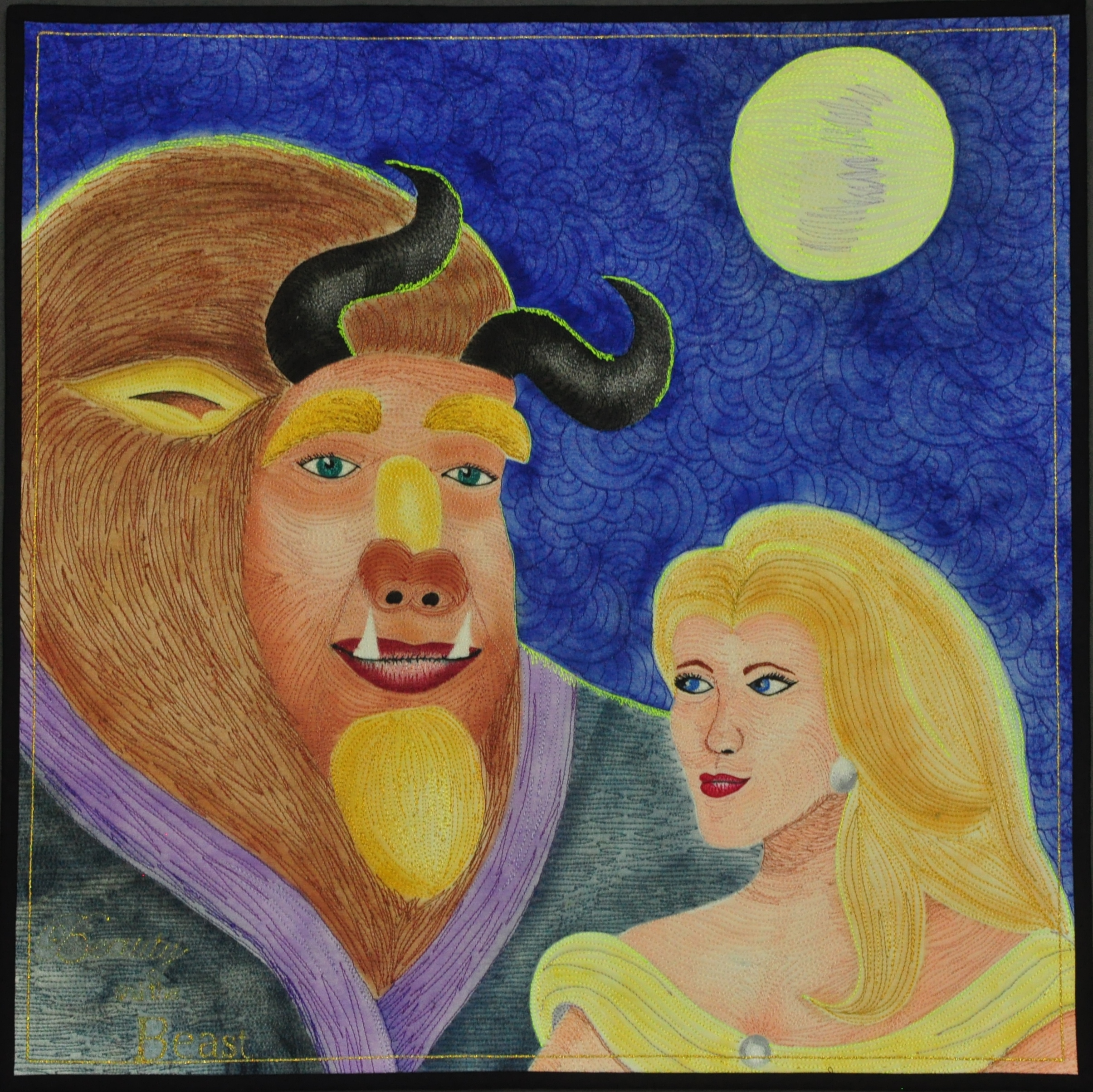 Beauty and the Beast (Sept 2015)