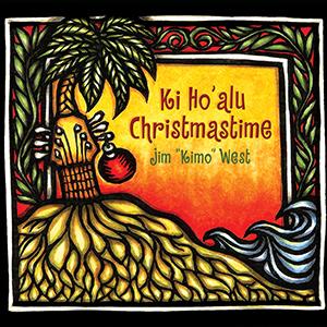 Cover | Ki Ho' alu Christmastime