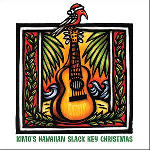 Cover | Hawaiian Slack Key Christmas