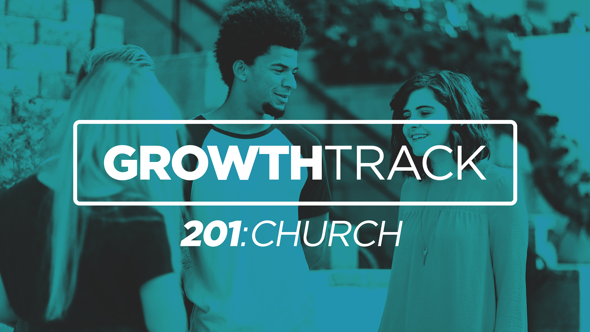 Step TWO - Church - Step Two of Growth Track focuses on getting connected to the life of the church. We all grow faster and better together. Next Step: Membership