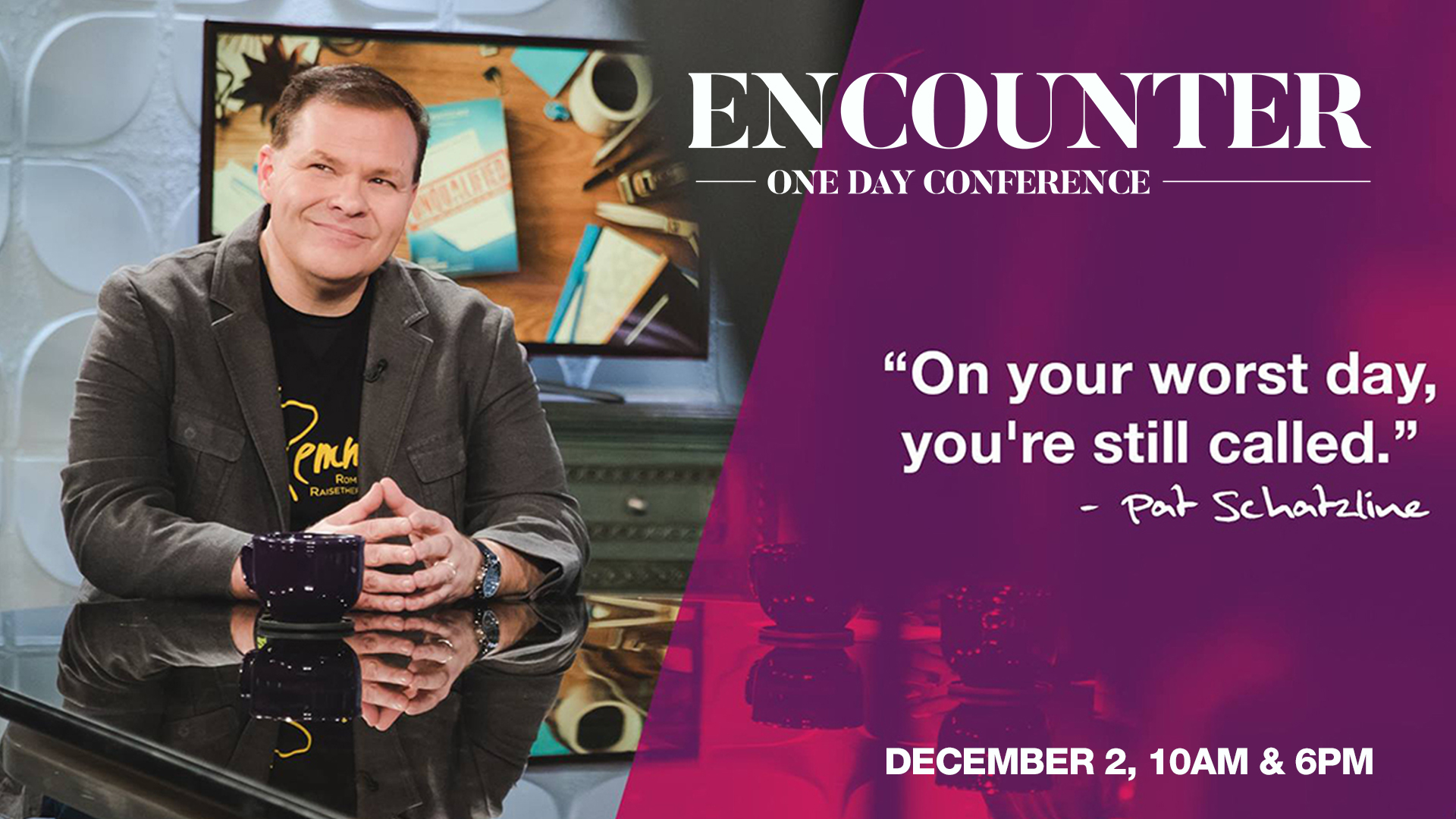 Encounter One-Day (December 2018)