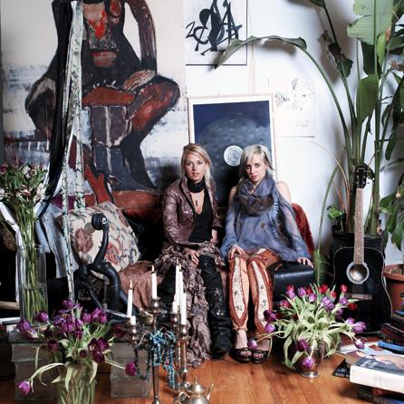 Fashion designers, NYC