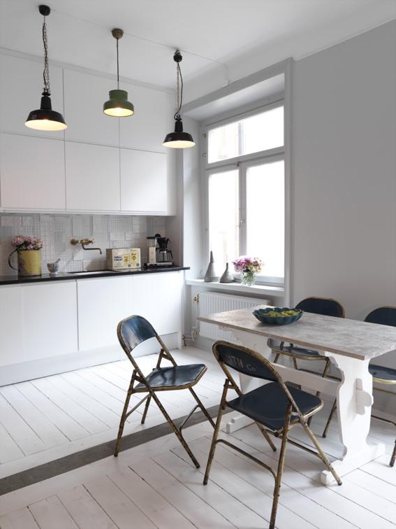 Apartment Stockholm, Sköna hem