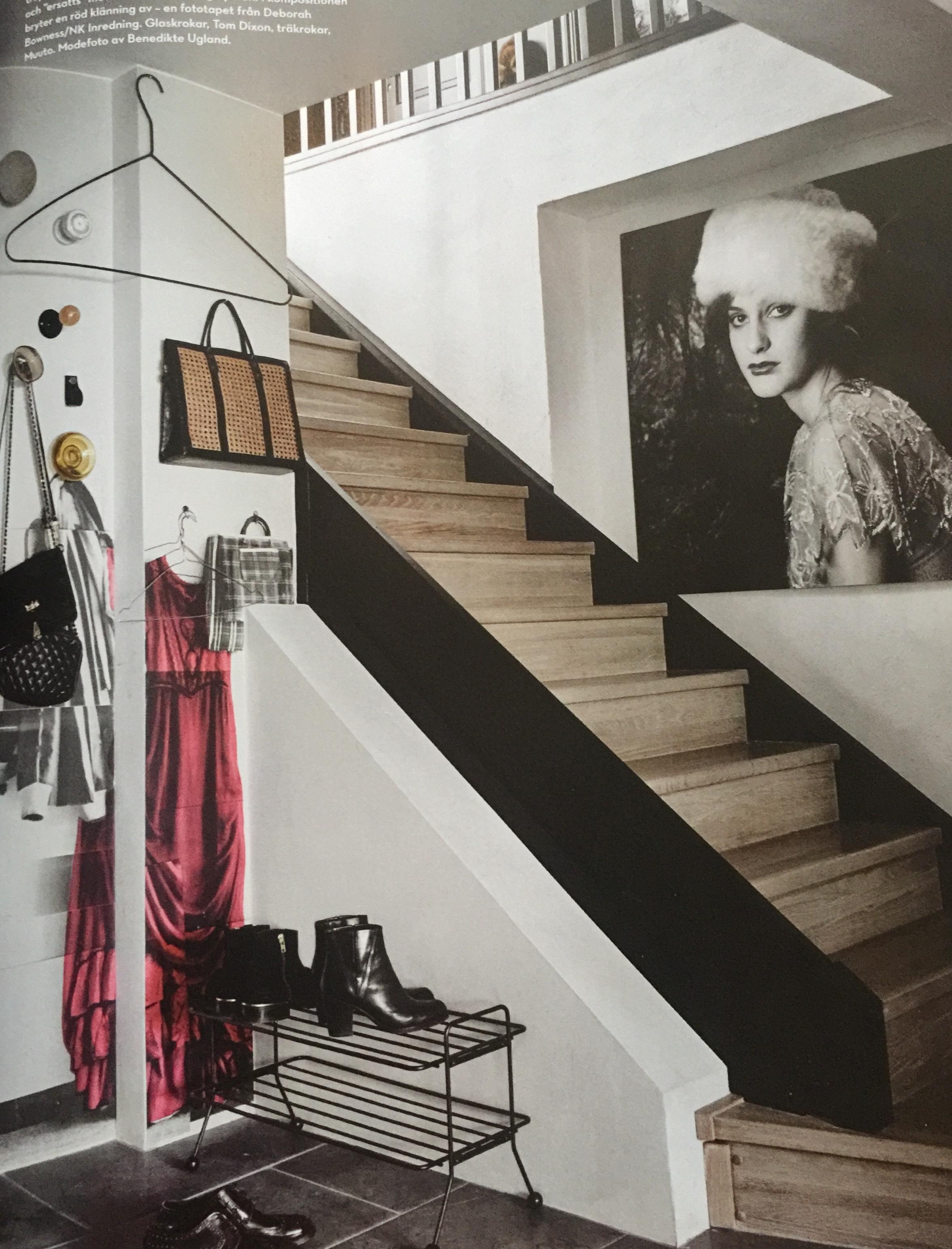 Benedikte Ugland's apartment Stockholm, Sköna hem