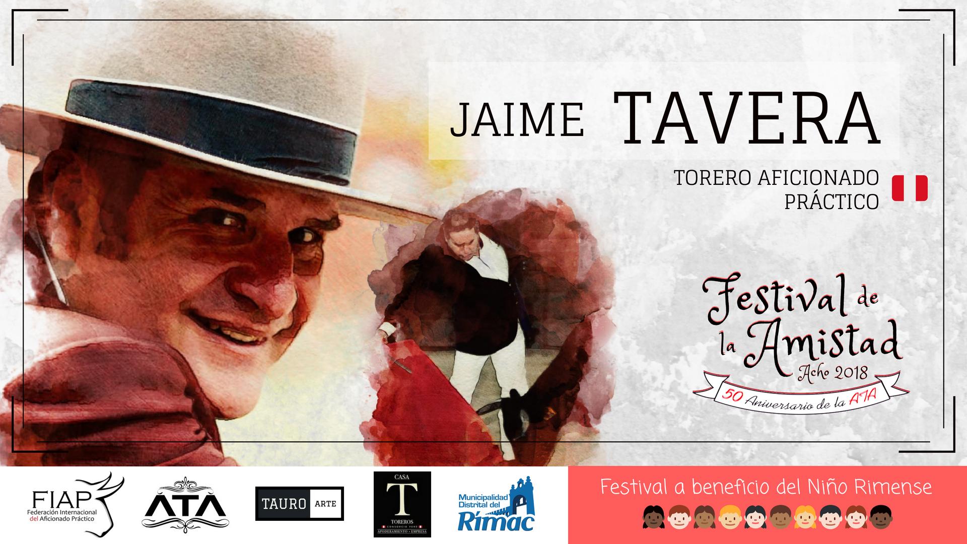JAIME TAVERA