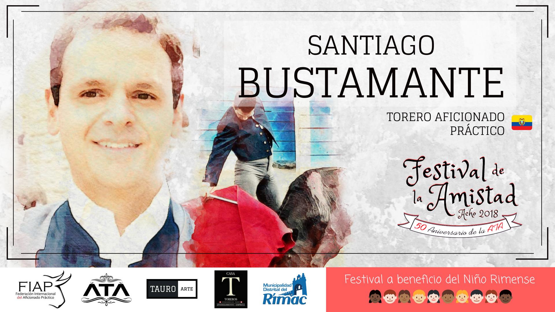 SANTIAGO BUSTAMANTE