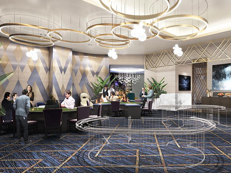 The Star Casino Sydney, Chairman's Lounge -