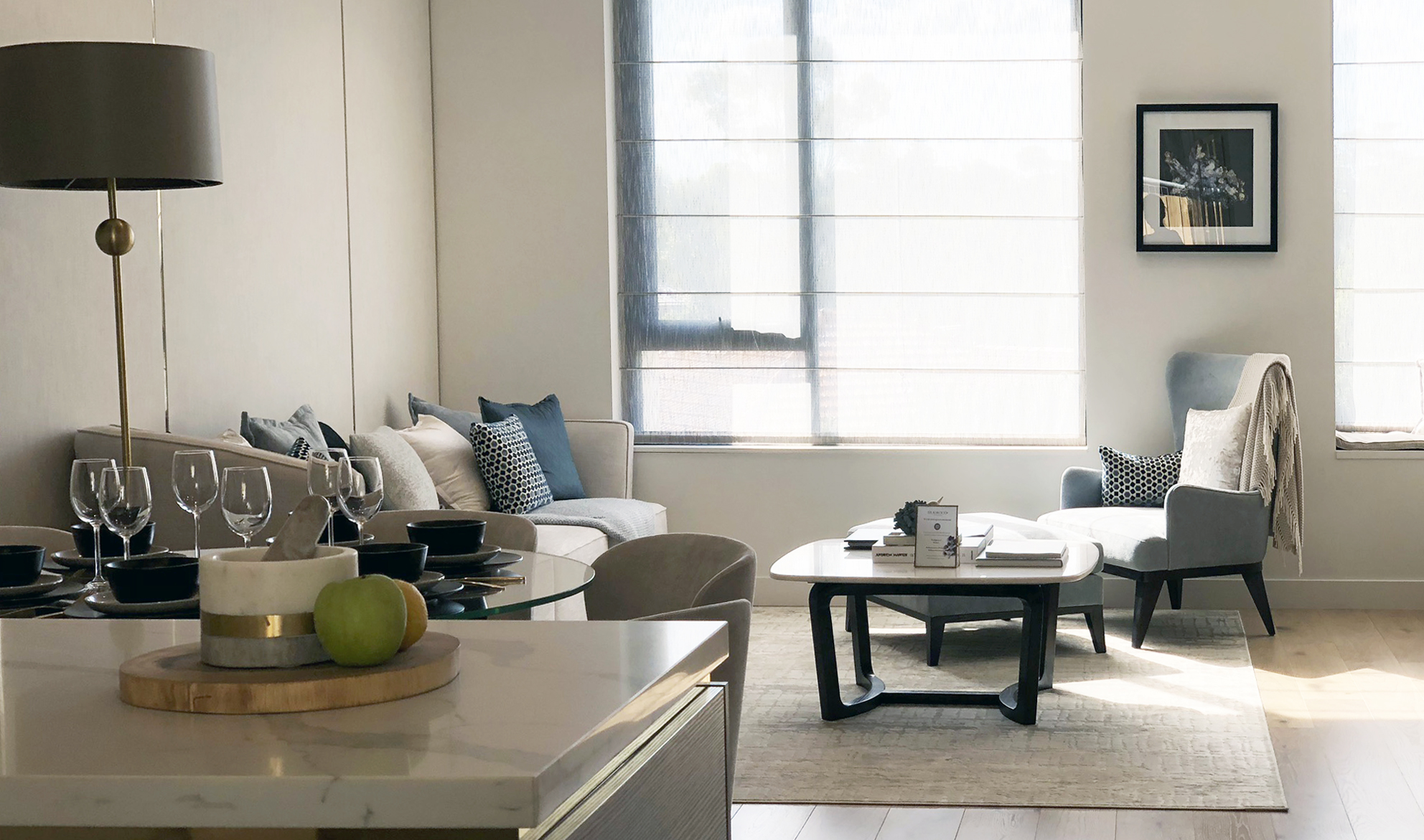 S Pagewood townhouse interior 04