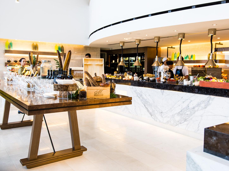 Shangri-La Sydney, Horizon Lounge -