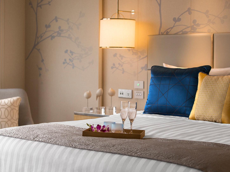 Shangri-La Sydney, Guestrooms -