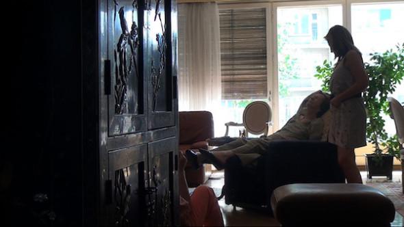 Critque du film  No Home Movie  de Chantal Akerman