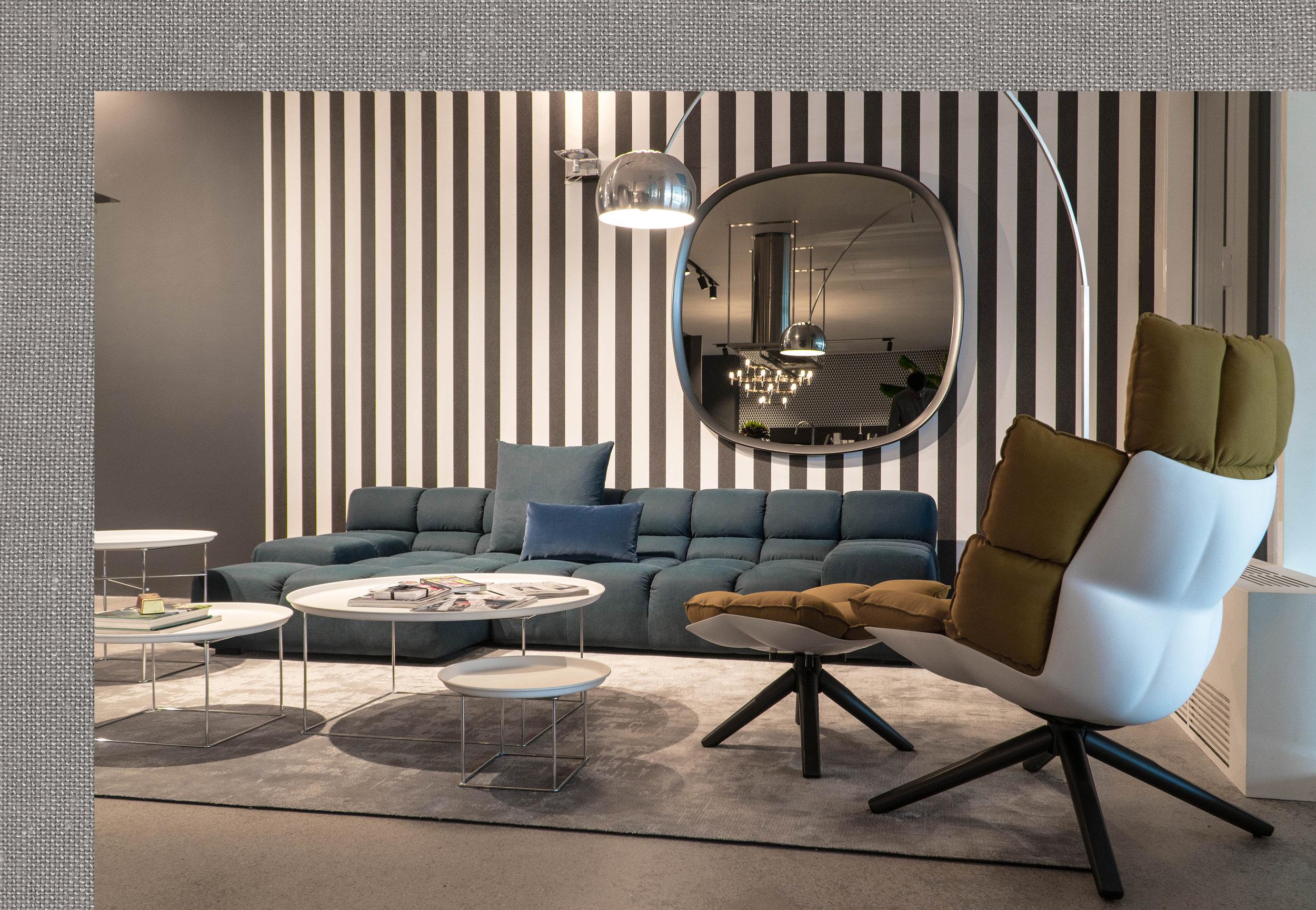 - Z zavezanostjo do detajla, nenehnega iskanja odličnosti, partnerstev z mnogimi vrhunskimi oblikovalci in blagovnimi znamkami predstavljamo najboljša imena v pohištveni industriji.