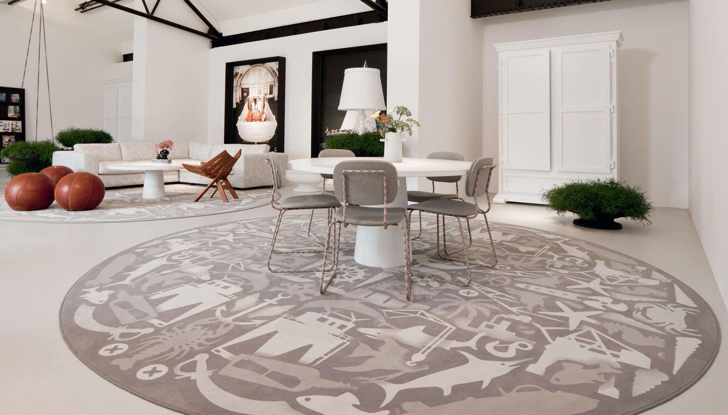 moooi carpets -