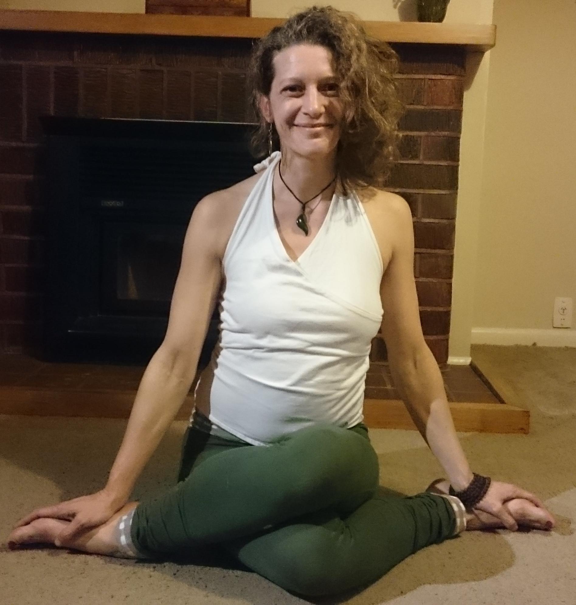 Yin Yoga with Maya
