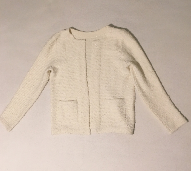 Machine knit with  Luca  and  Wool/Rayon