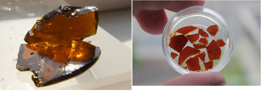 Amber Glass -