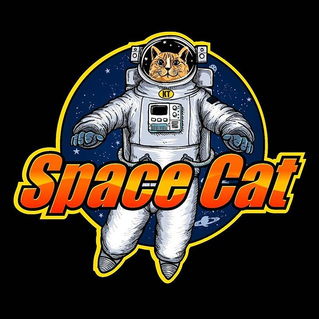 @kushtopia_alaska #SpaceCat needs a name. First one to come up with it gets @shinedown tickets for @officialalaskastatefair