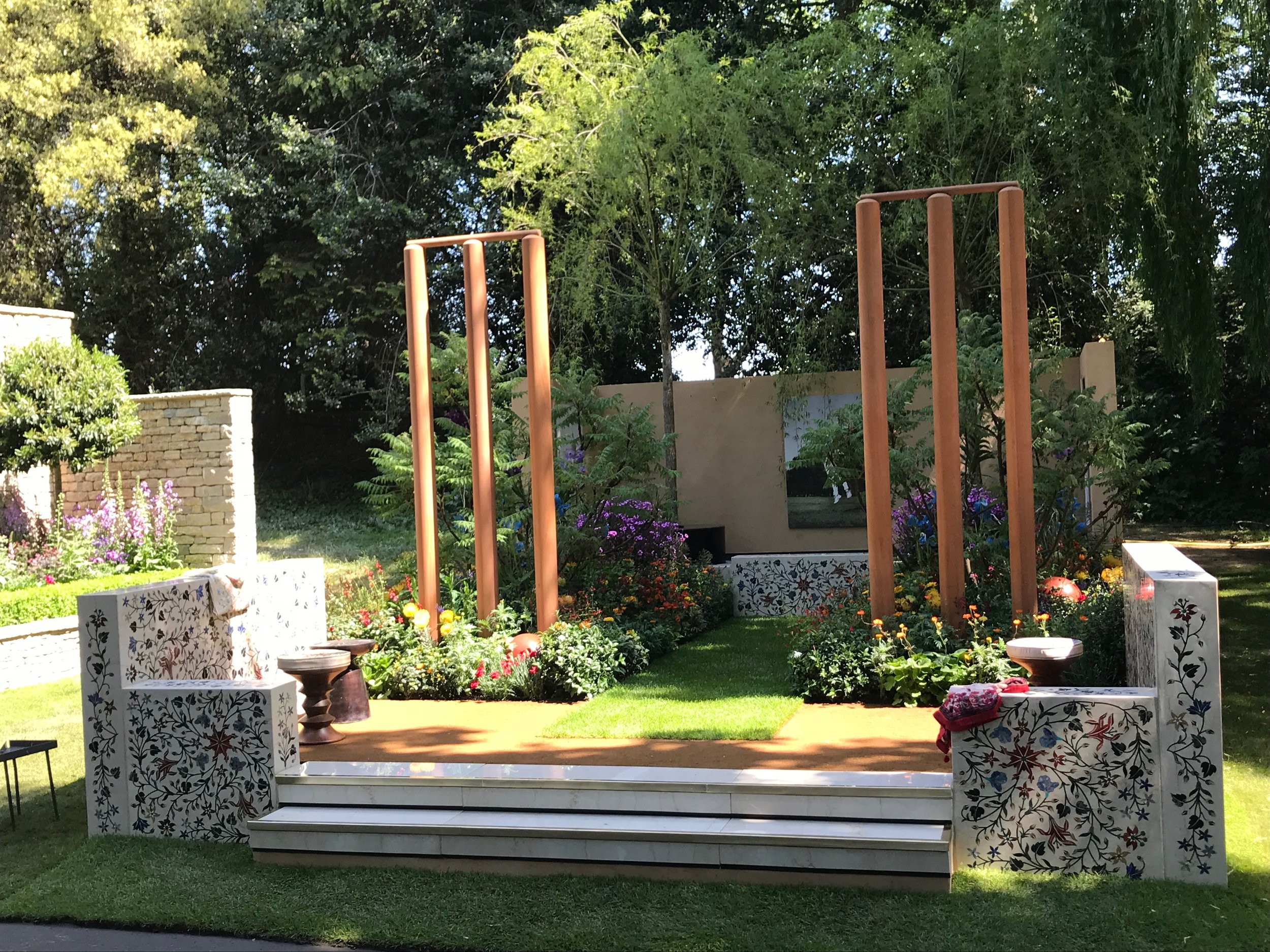 British Council Garden Chelsea 2018 Gillian Goodson Designs_1.JPG