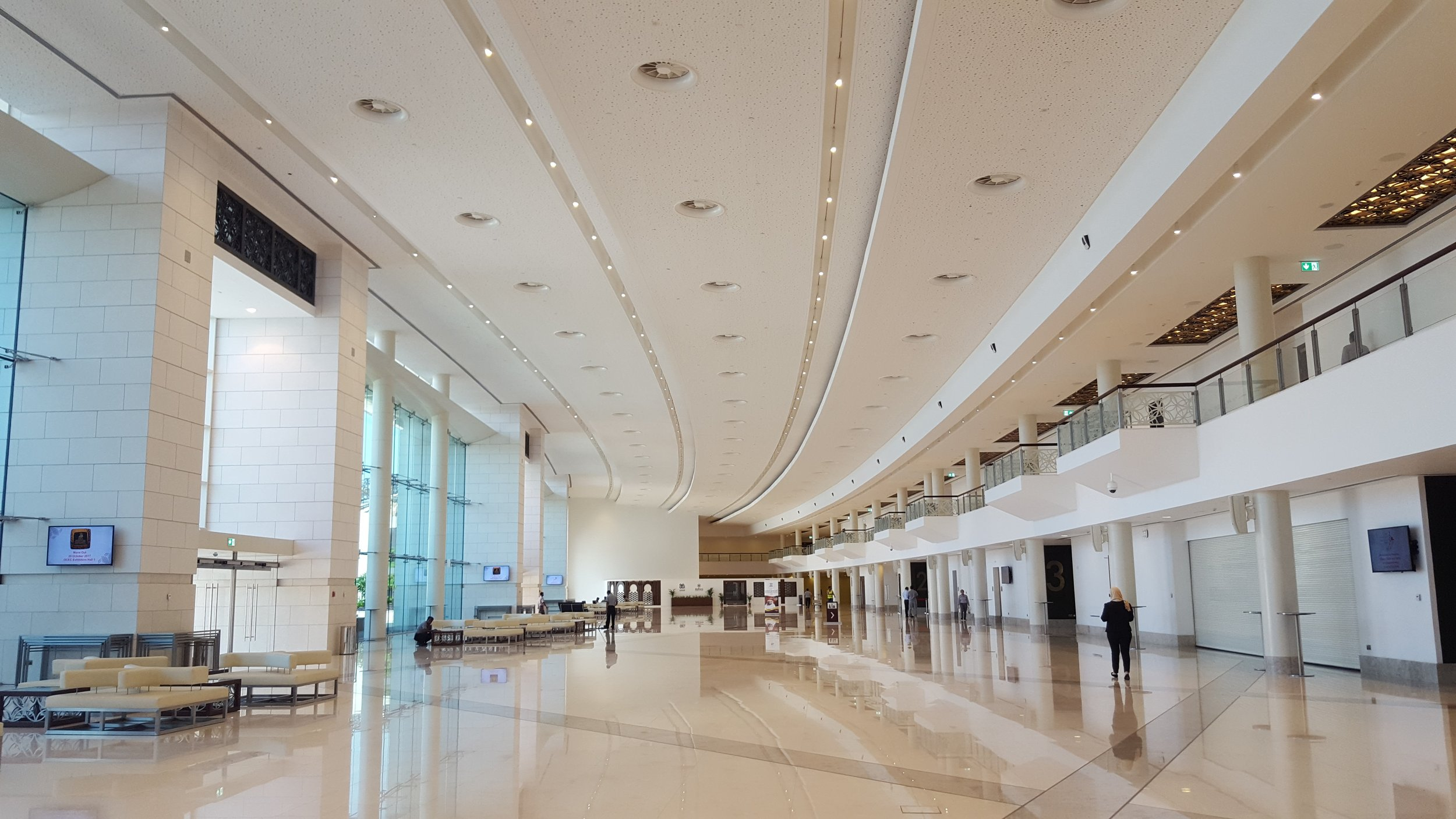 Oman Conference & Exhibition Centre - Muscat, Oman