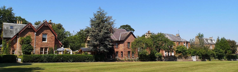 St Boswells - Roxburghshire, the Scottish Borders