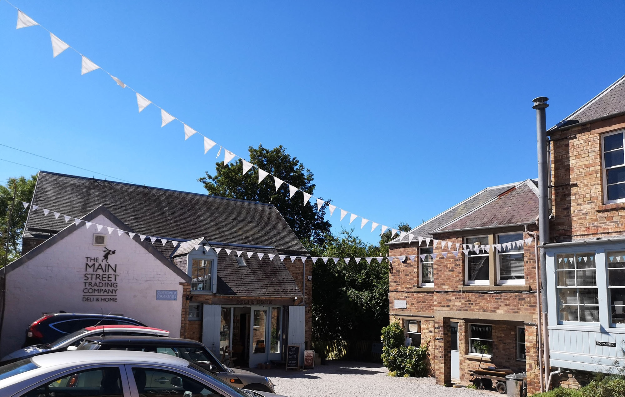 The Mainstreet Trading Company - St Boswells, the Scottish Borders