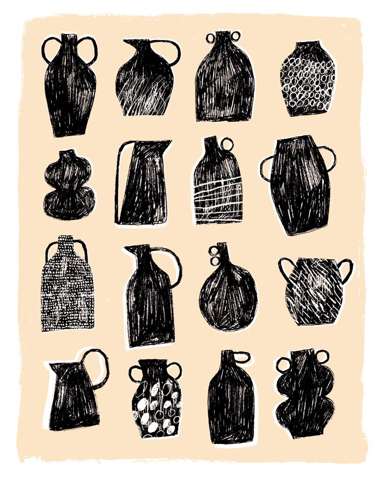Vessels illustration