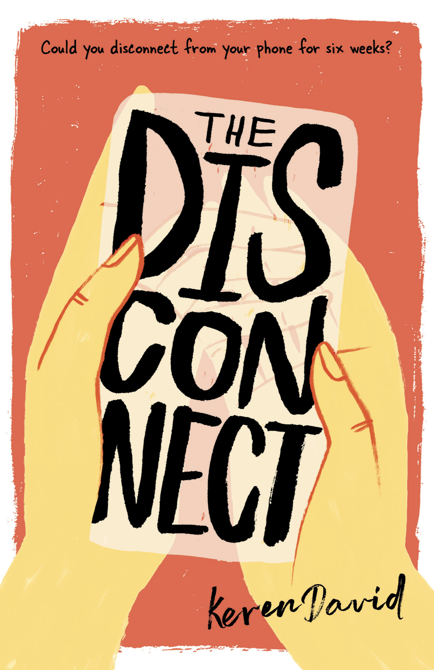 Book cover for the Disconnect