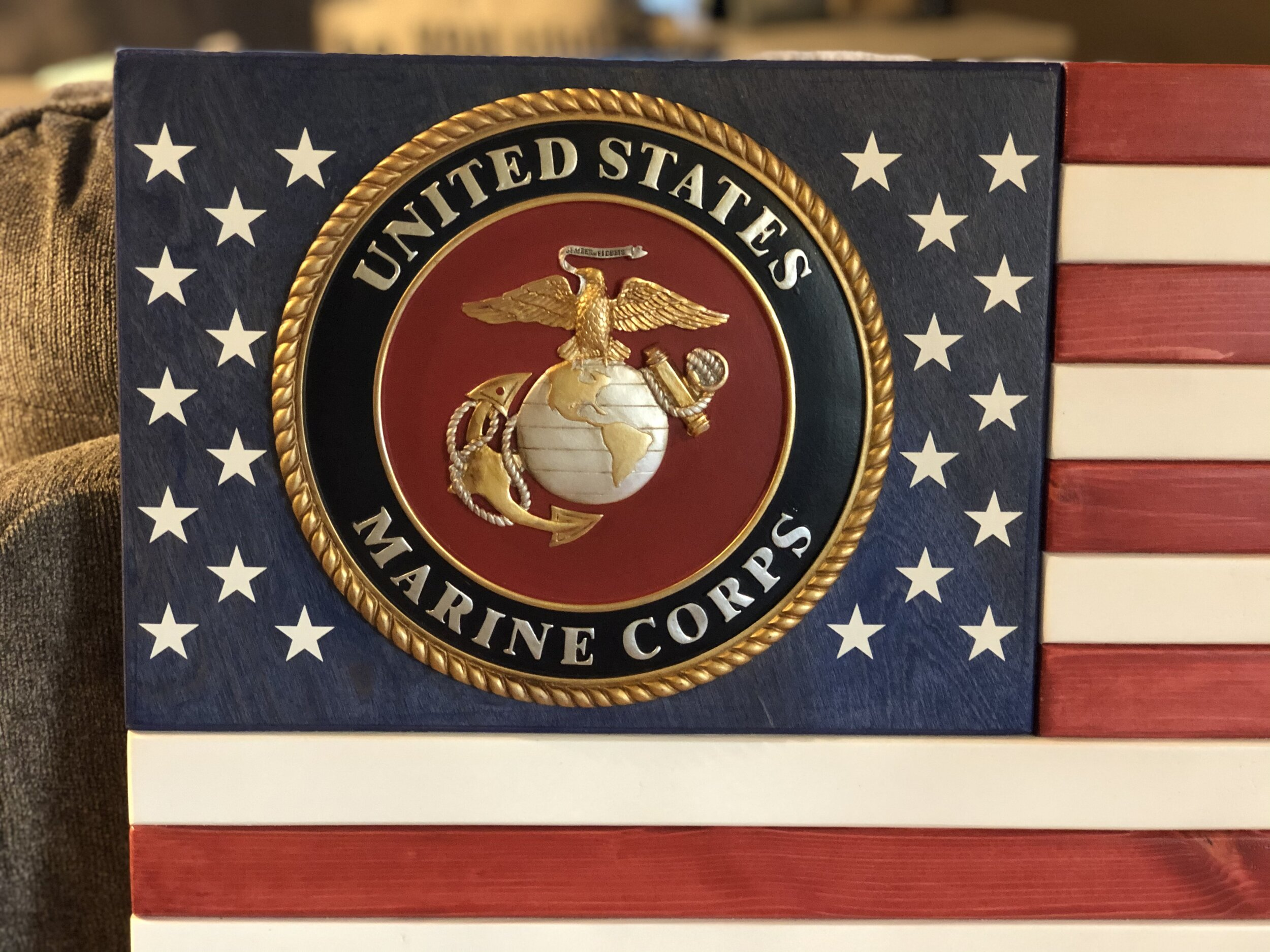 United Staes Marine Corps Flag out of wood.jpeg