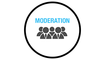 Moderation - We like to moderate your (inhouse) event with a focus on entrepreneurship and innovation.