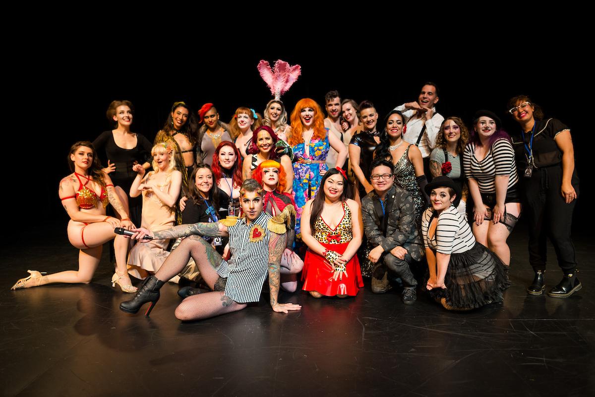 Edmonton Burlesque Festival 2018