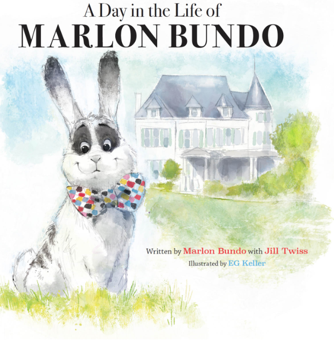 A Day in the Life of Marlon Bundo    Jill Twiss
