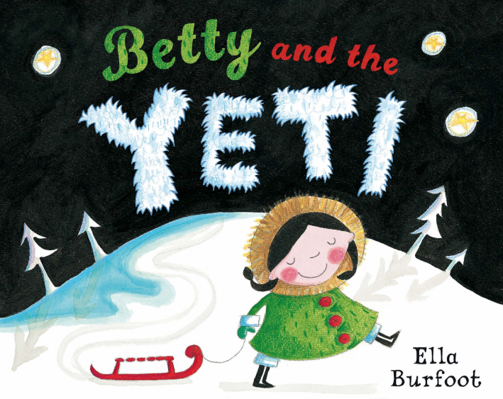 Betty and the Yeti    Ella Burfoot