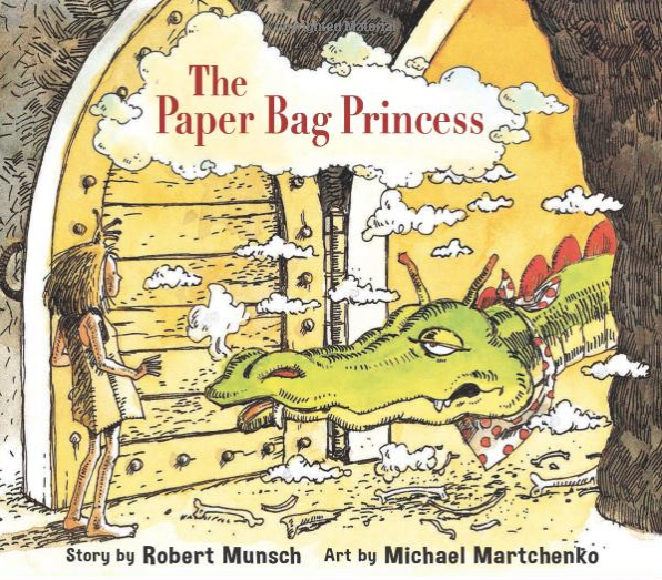 Paperbag Princess    Robert Munsch