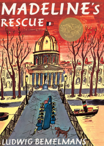 Madeline's Rescue    Ludwig Bemelmans
