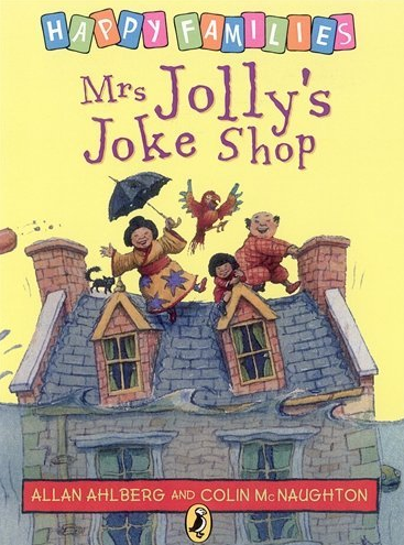 Mrs Jolly's Joke Shop    Allan Ahlberg