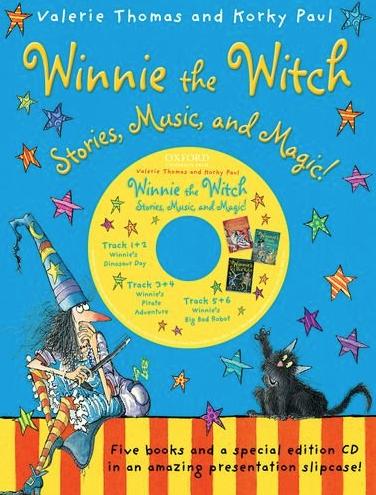 Winnie the Witch    Valerie Thomas