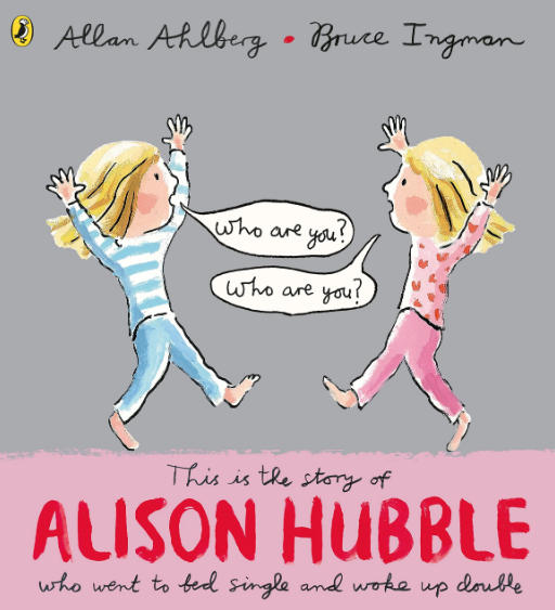 Alison Hubble    Allan Ahlberg