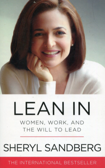 lean In    Sheryl Sandberg