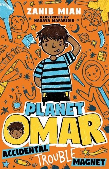 Planet Omar    Zanib Mian