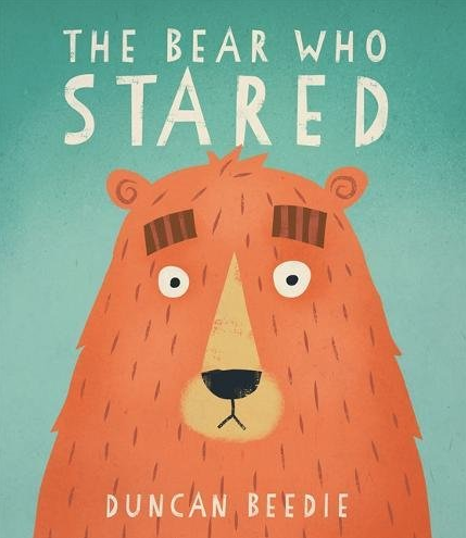 The Bear Who Stared    Duncan Beedie