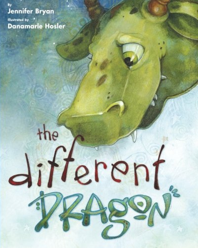 The Different Dragon    Jennifer Bryan