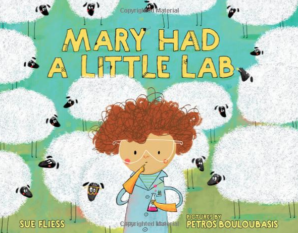 Mary had a little lab    Sue Fliess & Petros Bouloubasis