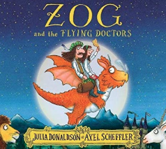 Zog and the Flying Doctors    Julia Donaldson
