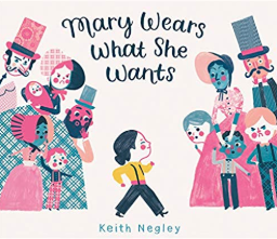Mary wears what she wants    Keith Negley