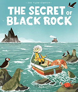 The Secret of Black Rock    Joe Todd Stanton