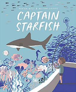 Captain Starfish    Davina Bell