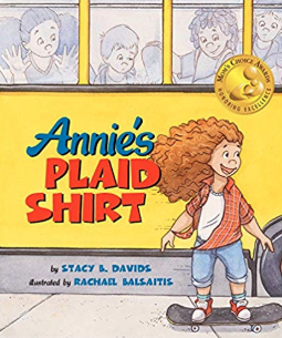 Annie's Plaid Shirt    Stacy B Davids
