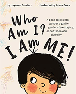 Who am I? I am me!    Jayneen Sanders