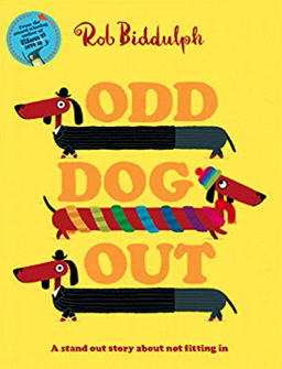 Odd Dog Out    Rob Biddoplh