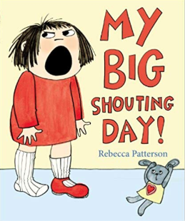 My big shouting day    Rebecca Patterson